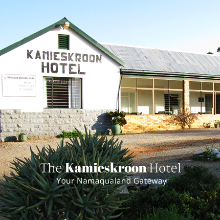 The Kamieskroon Hotel